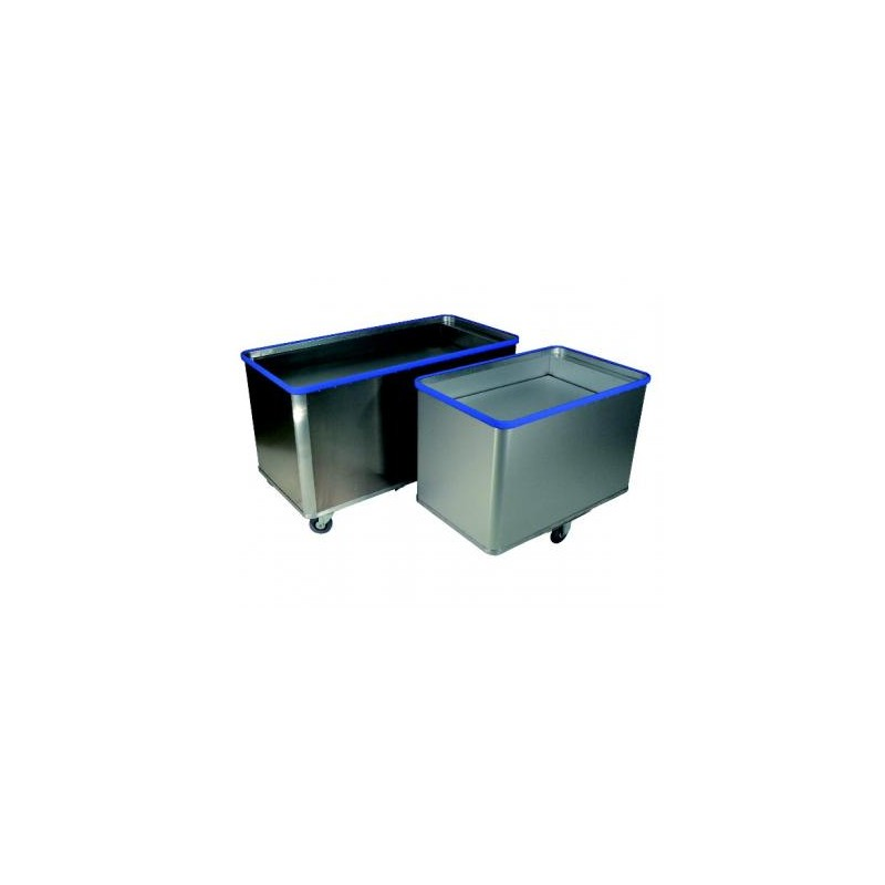 Chariot Alumuminium à fond mobile