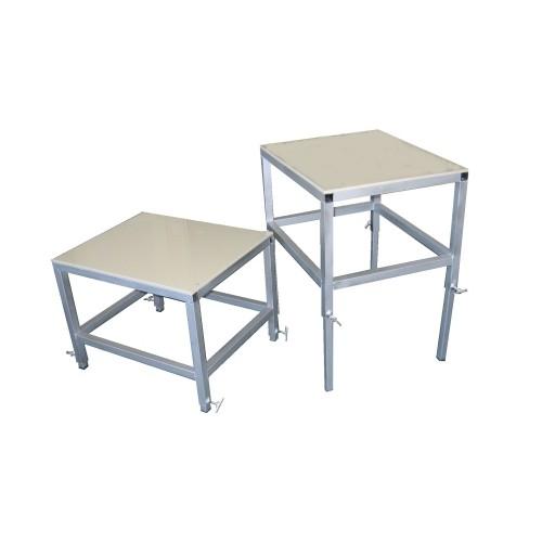 Table de travail, à hauteur réglable, Réf 300891