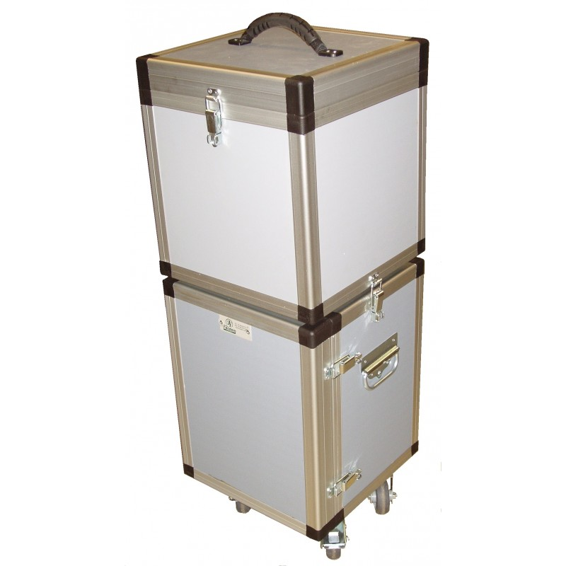 Flight case sur mesure,en Beeplast, Réf 303383