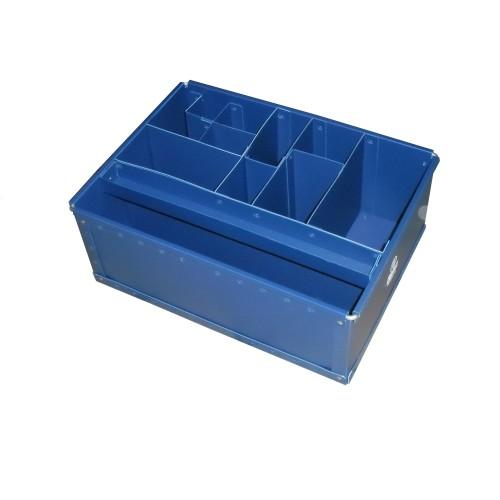Caisse compartimentée, référence 302643