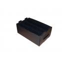 Bac antistatique en plastique alvéolaire ESD (type carton ondulé)