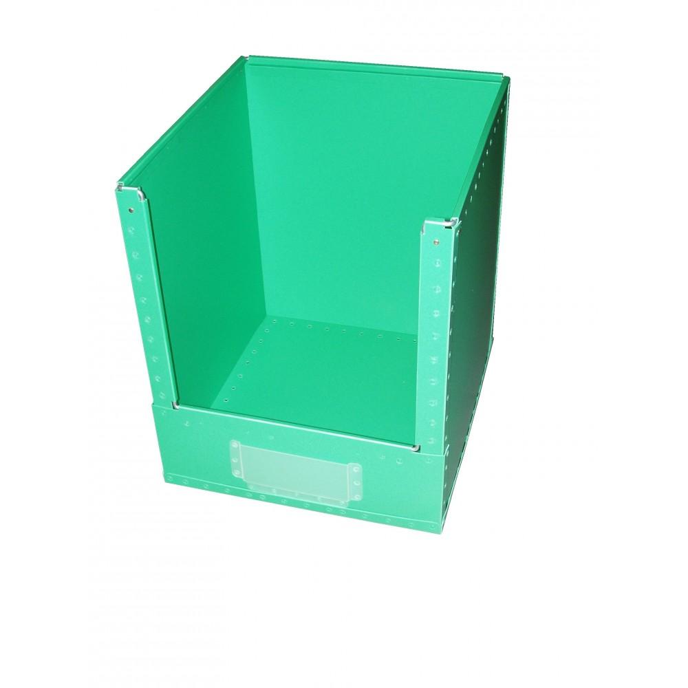 bac de manutention avec ouverture sur l 39 avant r f 300168 sarl facdem equipements. Black Bedroom Furniture Sets. Home Design Ideas
